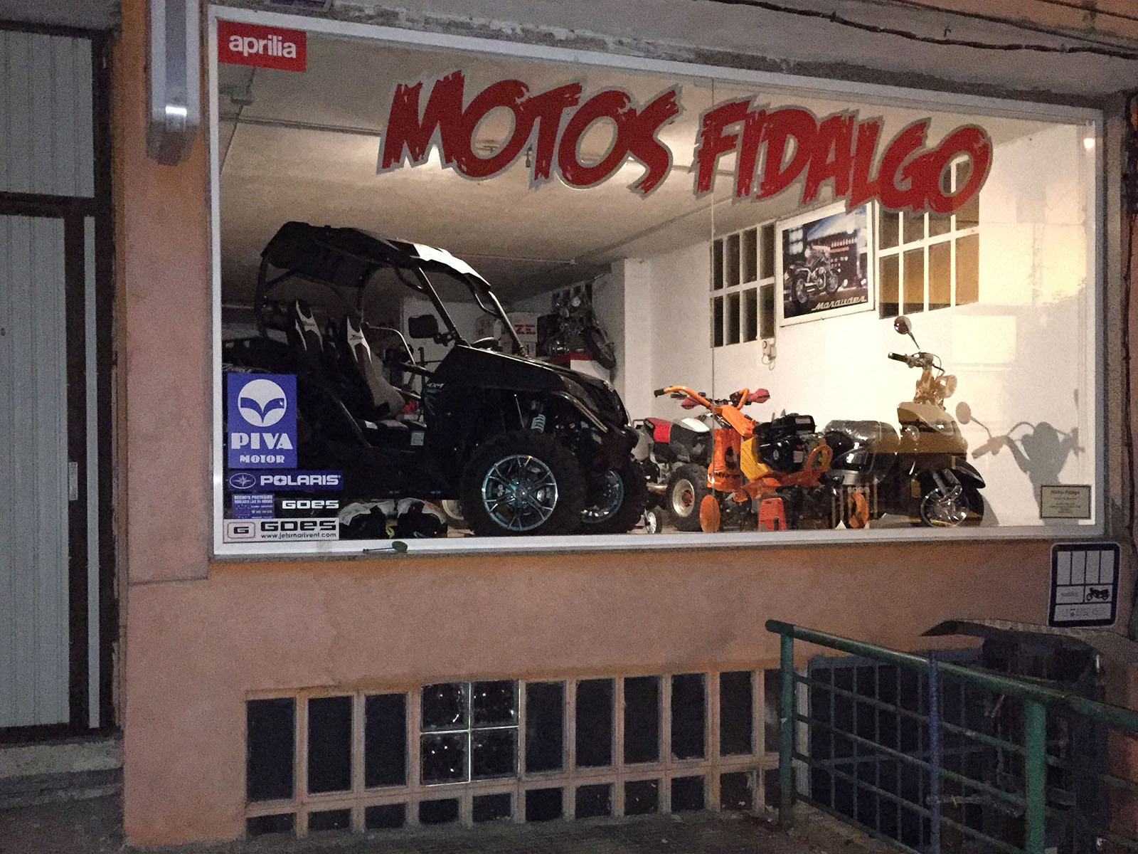 Tienda Motos Fidalgo - bembibre