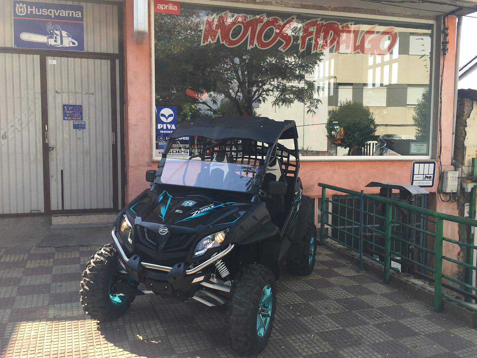 Tienda Motos - bembibre